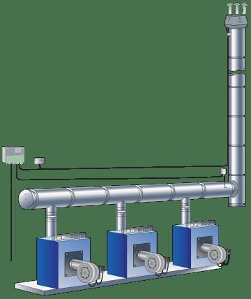 chimney-fan_oil-boiler_gas-boiler_illustration
