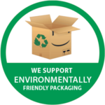 Environmentally Packaging badge